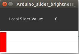 Arduino LED brightness control over Processing slider – prasanpro's Blog